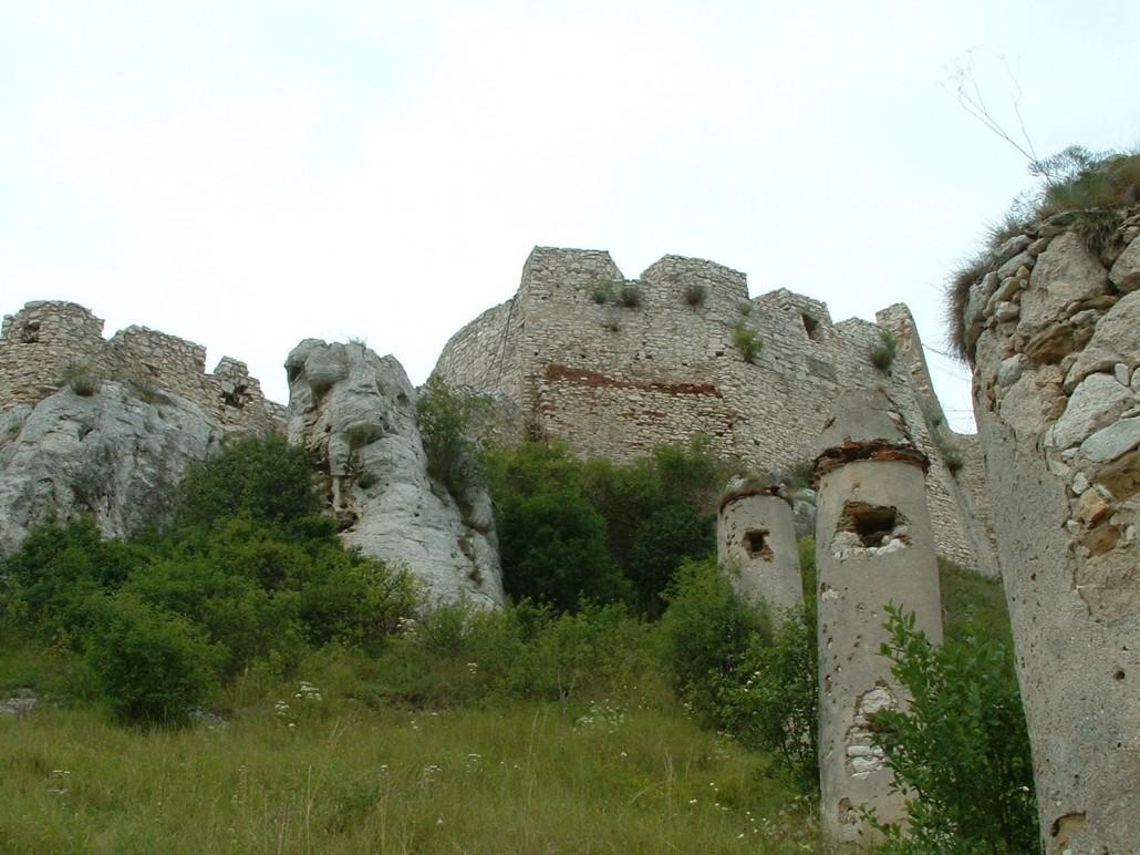 Spišské hrad